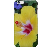 flowers - flores iPhone Case/Skin