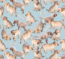 Too Many Puppies by micklyn