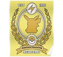Electric Training Academy Poster