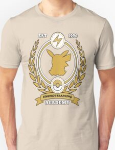 Electric Training Academy T-Shirt