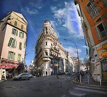 Corner Marseilles 6th arrondissement by Catherine Ames