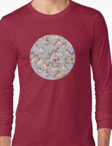 Too Many Puppies Long Sleeve T-Shirt
