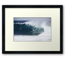 PWG>0030 Framed Print
