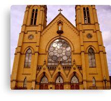 St. Andrew's Catholic Church - Roanoke, VA -1 ^ Canvas Print