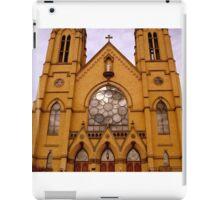 St. Andrew's Catholic Church - Roanoke, VA -1 ^ iPad Case/Skin