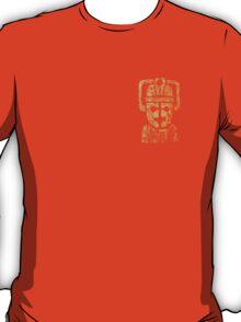 Rusty the Cyberman, Small Chest Emblem T-Shirt