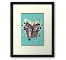 the palm of my hands Framed Print