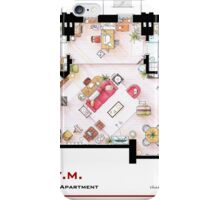 Ted Mosby's apartment from 'HIMYM' iPhone Case/Skin