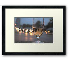 Get Home Safe! Framed Print