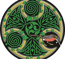 Celtic Circle by John Dean