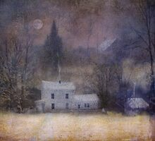 {woodsmoke at dawn} by dawne polis