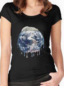 Bear Hug Women's Fitted Scoop T-Shirt
