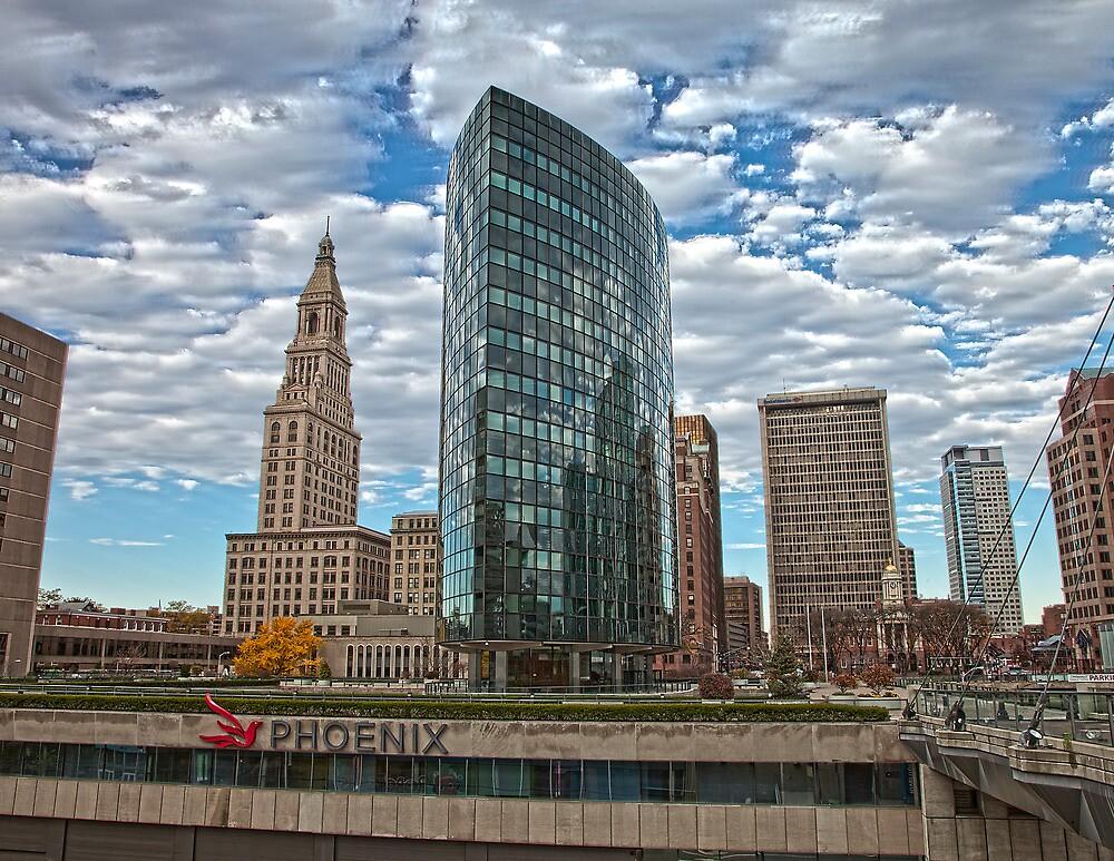 Phoenix Plaza - Hartford, CT by Stephen Cross Photography