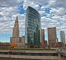 Phoenix Plaza - Hartford, CT by Stephen Cross Photography