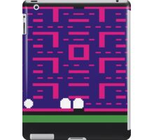 Lost 80s - Where is my Pac-Man? iPad Case/Skin