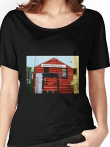The Jamieson and Woodspoint Chronicle Mural Women's Relaxed Fit T-Shirt