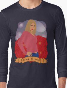 Doctor Who: The girl he loved - Rose Tyler Long Sleeve T-Shirt