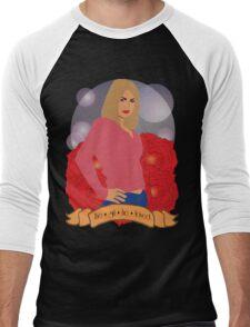 Doctor Who: The girl he loved - Rose Tyler Men's Baseball ¾ T-Shirt
