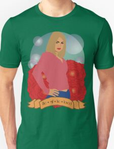 Doctor Who: The girl he loved - Rose Tyler Unisex T-Shirt