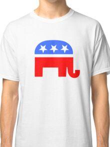 Republican Elephant Classic T-Shirt