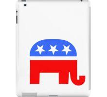 Republican Elephant iPad Case/Skin