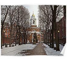 St. Stephen Catholic Church - Boston, MA Poster