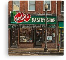 Modern Pastry - Boston, MA Canvas Print