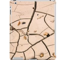 Abstract Mud iPad Case/Skin
