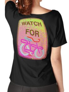 WATCH OUT!!! Women's Relaxed Fit T-Shirt