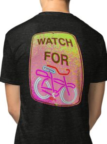 WATCH OUT!!! Tri-blend T-Shirt