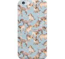 Too Many Puppies iPhone Case/Skin