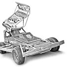 #515 Frankie Wainman Jnr by Neil Bedwell