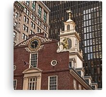 Old South Meeting House - Boston, MA Canvas Print