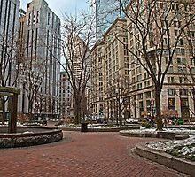 Norman B. Leventhal Park - Boston, MA by Stephen Cross Photography