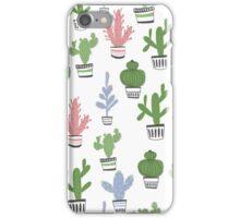 Cactus design iPhone Case/Skin