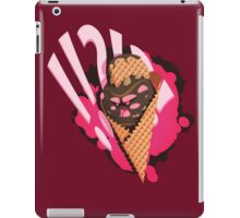 Tasty Rockin Rocky Road Ice-cream iPad Case/Skin