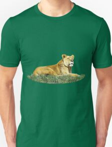 Lioness in the Sun Unisex T-Shirt