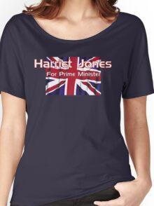 Harriet Jones for PM! Women's Relaxed Fit T-Shirt
