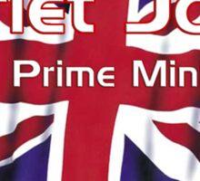 Harriet Jones for PM! Sticker