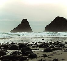 Rocks and Pebbles by BPhotographer