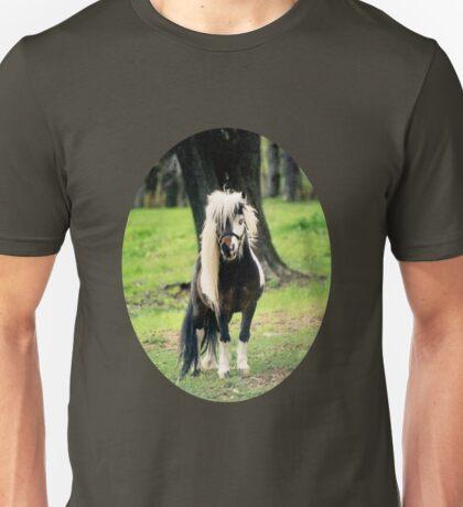 Miniature Horse Unisex T-Shirt