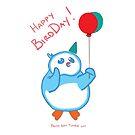 Happy BirdDay! by nushie