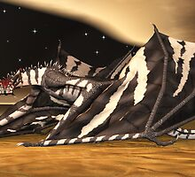 Zebra Dragon by Walter Colvin