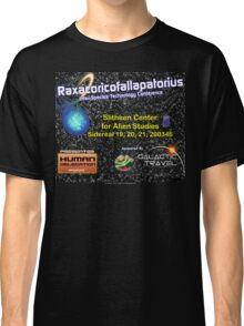 Raxacoricofallapatorius Inter-species Tech Conference Classic T-Shirt