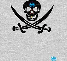 uk pirate tshirt by rogers bros Unisex T-Shirt
