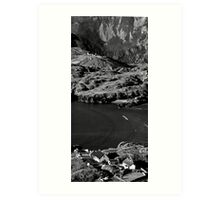 glen bay Art Print
