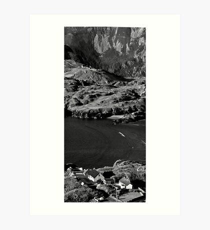 glen bay Art Print