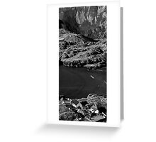 glen bay Greeting Card