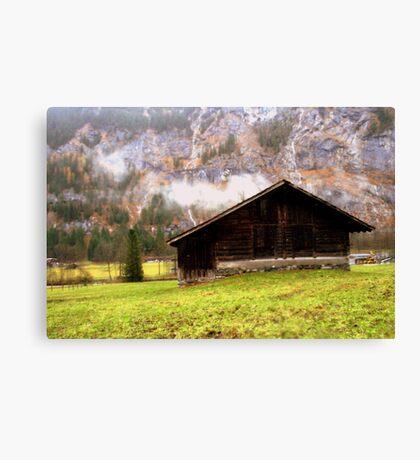Suisse #8 Canvas Print