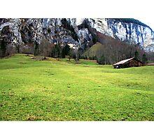 Suisse #10 Photographic Print